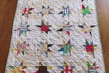 Quilts / I love to quilt. I love to share others great ideas. Because in the long haul I will never in my life make all of the quilts on my wish list!! / by Angela Kurtz