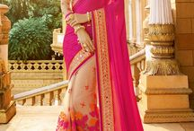 Best Selling Sarees / A #beautiful array of #embroidered and #embellished #bestselling #sarees perfect for #party #wedding and #functions. Shop now at www.panashindia.com