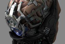 Robotic Details