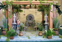 miniature garden / miniaturní zahrada