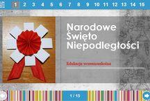Polskie symbole, święta...