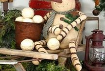cHRISTMAS DECORATIONS / by Janie Fletcher