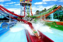 Australian Theme Parks / For the young and the young at heart, a day at an amusement park is as fun as it gets.  Australia boasts some of the best theme parks in the world - here a just a few the kids will love these holidays. / by Holidays With Kids
