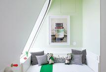 House! Library / Reading Nook / by Sarah Chong