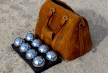 MVP Heritage Bocce Set | The MVP / Luxury Bocce set by The Modest Vintage Player