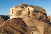 Pilgrimages / Προσκυνήματα / Mount Sinai, Holy Pic mount Horeb, Holy Trinity chapel. Όρος Σινά, παρεκκλήσιο Αγίας Τριάδος, Αγία Κορυφή όρους Χωρήβ.