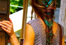 Hair and Fashion / by Allison Patrick Parker