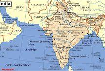 INDIA - Cultura y espiritualidad / Conocer geograficamente India. Sitios de espiritualidad y las leyes espirituales que se enseñan y practican. Conocer una cultura totalmente opuesta a la nuestra con diferentes costumbres
