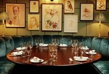 Favorite Restaurants, Best Adresses / by Taspas Uneideederesto