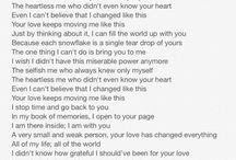 lyrics of kpop songs