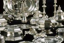 """1758 : Arts de la table / En prévision de notre journée de reconstitution historique """"Revivre l'Histoire : une journée avec Mme de Pompadour"""" au château de Champs-sur-Marne. Focalisation sur les arts de la table (recettes, vaisselle, etc.)"""