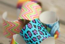 Duct Tape kid crafts