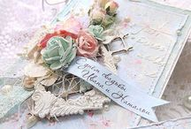 CARDS - elaborate and fabulous