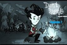 Don't Starve.