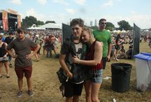 Faces of ACL: Weekend 2 / Sure, Sunday was cancelled but the first two days were awesome (looking at the glass half full).