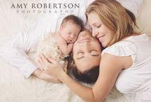 newborn and parents
