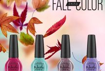 Fall Into Color / by Nicole by OPI