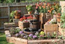 House - garden