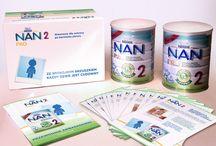 Kampania Nestlé NAN PRO2 / Kampania mleka następnego Nestle NAN PRO 2 z wysokiej jakości białkiem OPTIPRO®, bakteriami L.reuteri, takimi jak w mleku mamy oraz błonnikiem FOS/GOS pomagającym utrzymać równowagę jelitową. #NANPRO2 #L.reuteri #spokojnybrzuszek