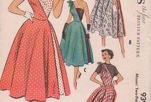 retro / vintage / rockabilly (couture & inspiration)