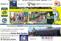 Festa dea Sardea - Sile - Tv -  Zattera eco-solidale Fagarè 2 / 24° anno della Festa dea Sardea, una ZATTERA tapposa eco-solidale rende ogni spettatore parte attiva, raccogliendo i tappi di plastica con un'asta lunghissima e promuovendo un GESTO di solidarietà per il C.R.O. di Aviano