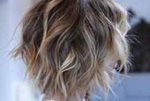Kapsels dun haar