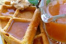 Breakfast: Waffles / by Norah Baron