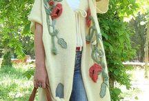 na drutach ubraniowe