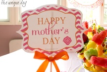 Mother's Day Party / by The Unique Day