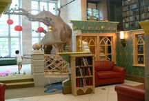 Reading Havens for Kids / Our favorite children's libraries and reading corners for young children...