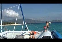 Caribbean Honeymoons / Spend your Honeymoon in the Caribbean on a crewed yacht.  While all charter yachts are famous for pampering their guests, these yachts either offer specials rates,  have a layout particularly suited for couples providing max privacy or bring out the champagne and roses to make your romantic rendez-vous special for you.