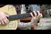 Guitar tutorials