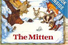 book nook: The Mitten