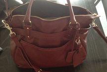 Des sacs, des sacs et encore des sacs ! / Sac Vanessa Bruno -cuir
