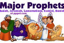 Bible- Major Prophets