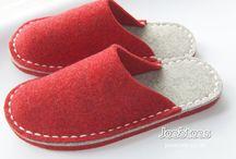 Papuče, baletky
