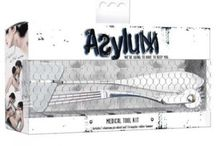ASYLUM brand fetish tools