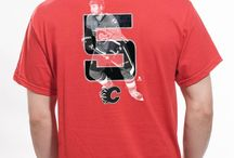 Calgary Flames / Official NHL Apparel for the Calgary Flames. T-Shirts, Sweaters, and more featuring the team's top stars.