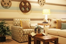 Game Room Inspiration / by Lori Z. @ mudpiestudio.blogspot.com