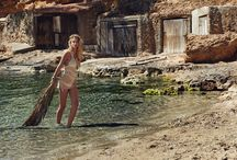 8 Artist management | Elle Spain 2014 with Bar Rafaeli shot by Xavi Gordo