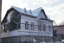Villa August / Full renovation of a 1905 built timber frame house in the city center of Lahti, Finland