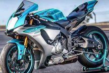 motocicletas y automoviles