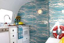Caravana camper rv renovation/decorating ideas