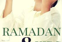 Ramadan Eid / Ramadan & EID recipes, diy activities for kids. Ramdan DIy Decorations, DIY printables, Ramadan Gifts, Ramdan toddler activities, ramadan food, and how to celebrate ramadan with kids