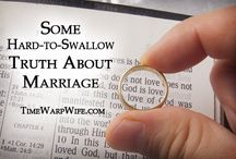 God,marriage and love / There are many biblical points we need to see and understand on the aspects of love and marriage. Let's find out what others have to say!