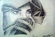 Art / Here Are Some My Pencil Art