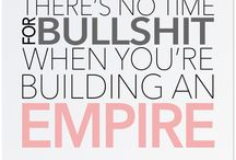 Building an EMPIRE-Motivational