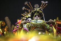 Carnavales en América Latina  / El Carnaval es una celebración pública que se realiza año tras año en distintos países de América Latina y el mundo. La fiesta más grande -según el Guinness Récords- es la de Río Janeiro (Brasil) y le siguen otras muy importantes como la de Oruro (Bolivia), Barranquilla (Colombia), Veracruz y Mazatlán (México) y Montevideo (Uruguay).