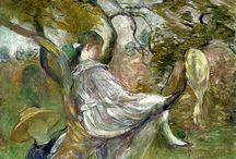 Berthe Morisot e Laurencin