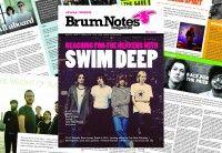 Brum Notes Magazine covers